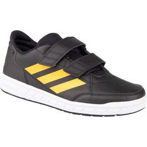 adidas ALTASPORT CF K čierna 3.5 - Detská vychádzková obuv