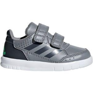 adidas ALTASPORT CF I sivá 21 - Detská voľnočasová obuv