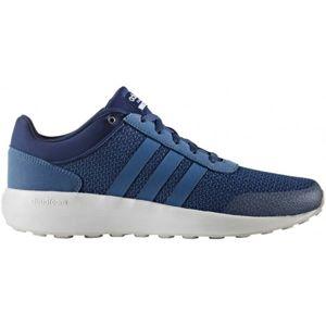 adidas CLOUDFOAM RACE tmavo modrá 10.5 - Pánska voľnočasová obuv