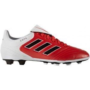 adidas COPA 17.4 FXG J červená 35 - Detské kopačky