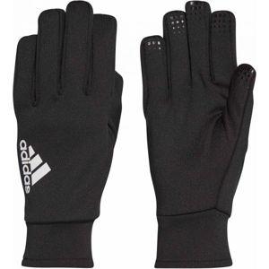adidas FIELDPLAYER CP čierna 8 - Hráčske futbalové rukavice;