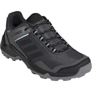 adidas TERREX EASTRAIL tmavo šedá 5 - Dámska outdoorová obuv