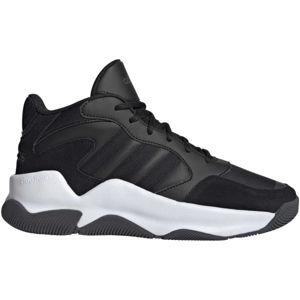 adidas STREETMIGHTY čierna 9 - Pánska basketbalová obuv