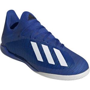 adidas X 19.3 IN modrá 12 - Pánska halová obuv