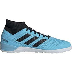 adidas PREDATOR 19.3 IN modrá 10 - Pánska halová obuv