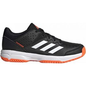 adidas COURT STABIL JR čierna 4.5 - Detská hádzanárska obuv