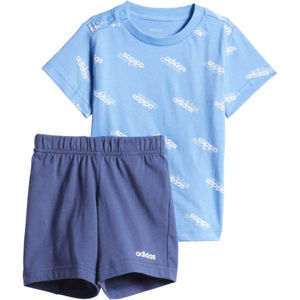 adidas I FAV SS SET modrá 92 - Detská súprava