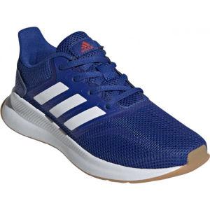 adidas RUNFALCON K modrá 35 - Detská bežecká obuv