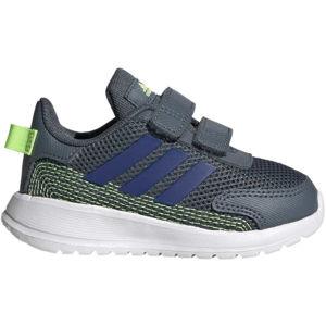 adidas TENSAUR RUN I sivá 27 - Detská voľnočasová obuv