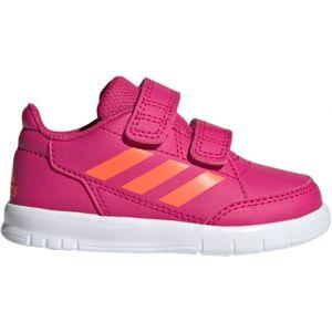 adidas ALTASPORT CF I ružová 25 - Detská voľnočasová obuv