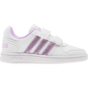 adidas HOOPS 2.0 CMF C  29 - Detská vychádzková  obuv