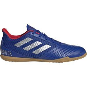 adidas PREDATOR 19.4 IN SALA modrá 9 - Pánske kopačky