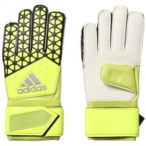 adidas ACE REPLIQUE žltá 10.5 - Brankárske rukavice