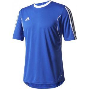 adidas SQUAD 13 JSY SS Y modrá 140 - Detské tričko - adidas