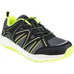 ALPINE PRO HANNO ružová 29 - Detská športová obuv