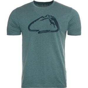 ALPINE PRO MURAL  XXXL - Pánske tričko