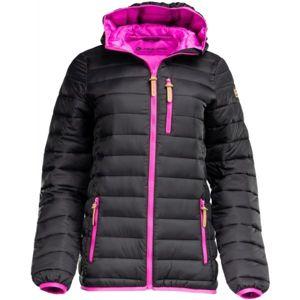 ALPINE PRO WUXI 2 čierna XL - Dámska zimná bunda