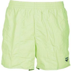 Arena BYWAYX zelená S - Pánske kúpacie šortky