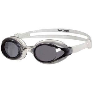 Arena SPRINT tmavo sivá  - Plavecké okuliare