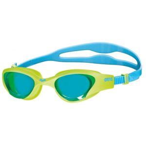 Arena THE ONE JR zelená NS - Detské plavecké okuliare