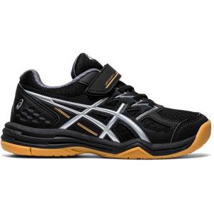 Asics UPCOURT 4 PS  2 - Detská halová obuv