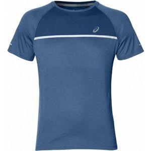 Asics SS TOP modrá L - Pánske bežecké tričko