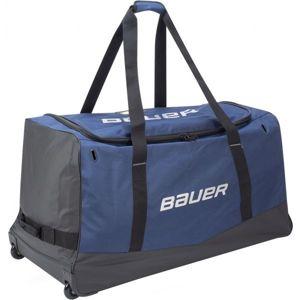 Bauer CORE WHEELED BAG JR modrá NS - Juniorská hokejová taška