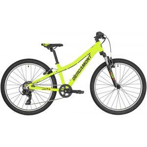Bergamont REVOX 24 žltá 24 - Detský horský bicykel