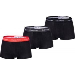 Calvin Klein 3 PACK LO RISE TRUNK  M - Pánske boxerky