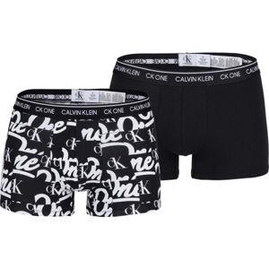 Calvin Klein TRUNK 2PK  M - Pánske boxerky