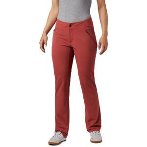 Columbia PASSO ALTO PANT oranžová 12 - Dámske outdoorové nohavice