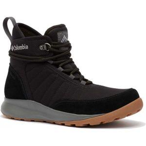 Columbia NIKISKI 503 čierna 9 - Dámska zimná obuv