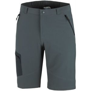 Columbia TRIPLE CANYON SHORT tmavo šedá 28 - Pánske šortky