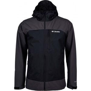 Columbia ELK GLEN JACKET čierna XL - Pánska bunda