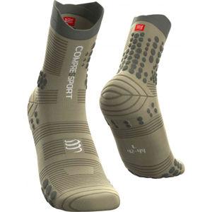 Compressport RACE V3.0 TRAIL  T2 - Bežecké ponožky