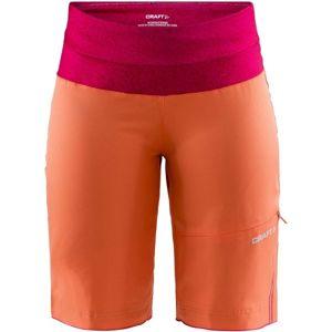 Craft VELO XT W oranžová 2xl - Dámske cyklistické šortky
