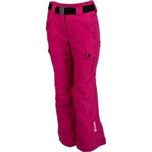 Elan DEMO ružová 40 - Dámske lyžiarske nohavice