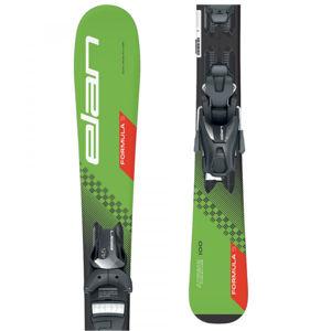 Elan FORMULA S QS+EL 7.5  130 - Juniorské zjazdové lyže