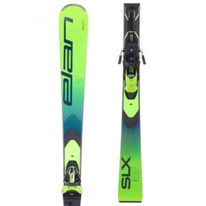 Elan SLX FUSION X + EMX 12  160 - Unisex zjazdové lyže