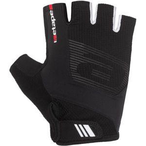 Etape GARDA čierna XL - Pánske cyklistické rukavice