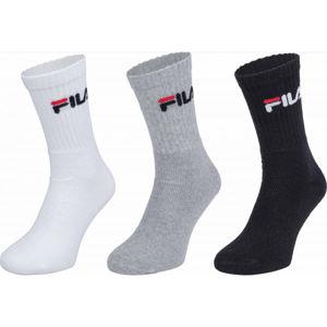 Fila UNISEX SPORT 3P  39 - 42 - Unisex ponožky