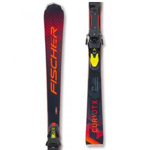 Fischer RC4 CURV DTX +Z12  178 - Zjazdové lyže