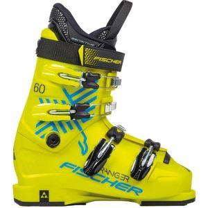 Fischer RANGER JR THETMOSHAME  26 - Juniorská lyžiarska obuv