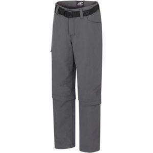 Hannah COASTER sivá 116 - Detské nohavice