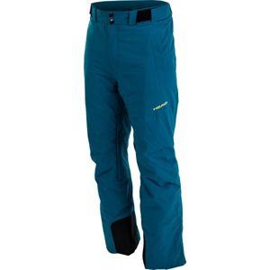 Head SMU SCOUT 2.0 modrá M - Pánske zimné nohavice