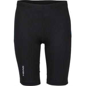 Head DAN čierna 140-146 - Chlapčenské funkčné šortky