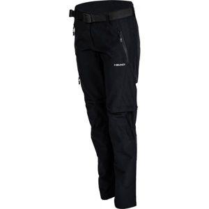 Head GINA čierna M - Dámske outdoorové nohavice