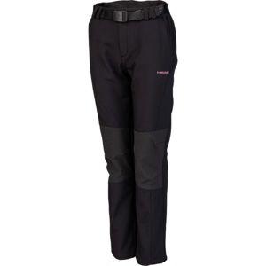 Head NICOL čierna L - Dámske softshellové nohavice