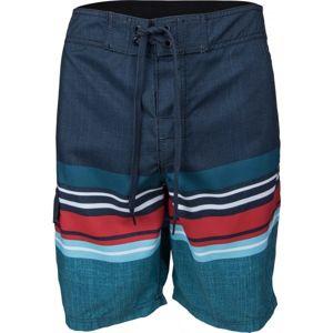 Head EDDY modrá M - Pánske plavkové šortky