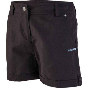Head SADIE čierna 128-134 - Dievčenské šortky